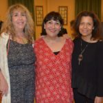 From left: Donna Olender, Ilana Den and Peta-Jane Lebransky
