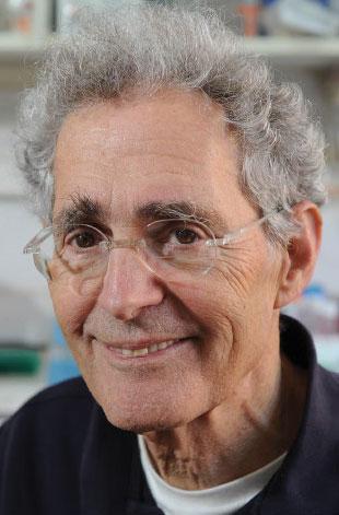 HOWARD (CHAIM) CEDAR Professor of Molecular Biology, Faculty of Medicine, Hebrew University in Jerusalem, Israel © REUVEN KASTRO