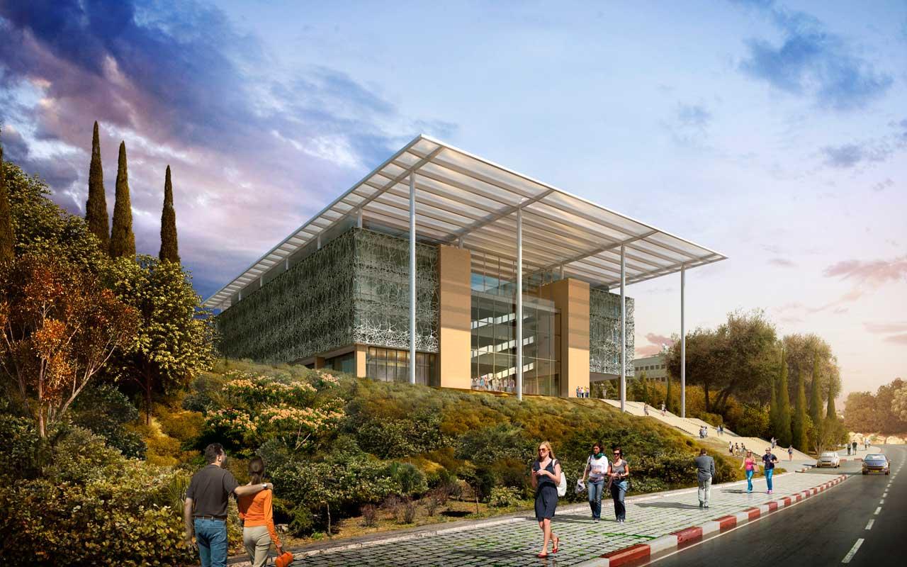 Hebrew university dedicates new home of the edmond and lily safra center for brain sciences elsc austfhu