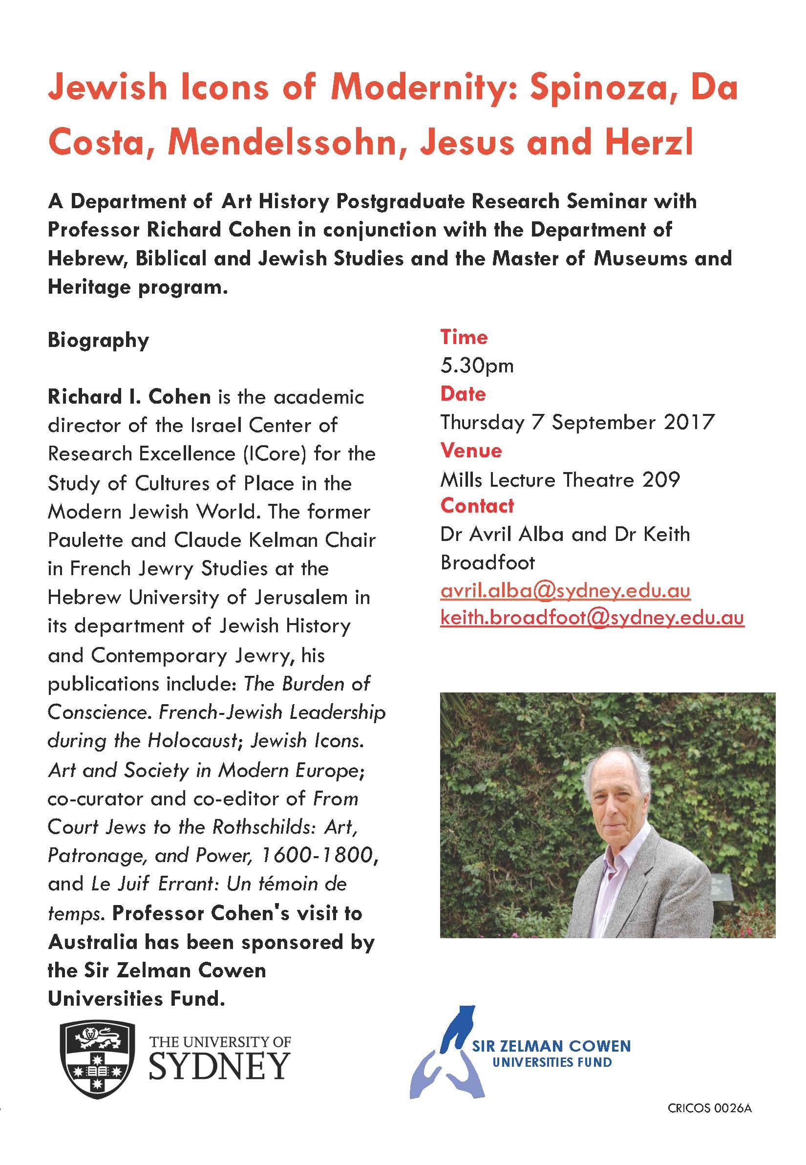 2 Richard Cohen-- SZC HBJS ARHT MHST Seminar_Page_1